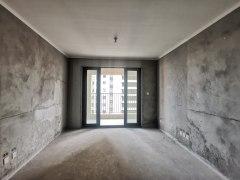 (城西片区)园景天下3室2厅2卫69万118m²,四中四小校区,纯毛坯可自由装修